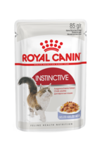 Royal Canin Instinctive влажный корм для кошек в паучах желе  85 г