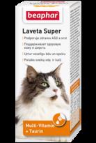 Кормовая добавка Laveta Super для кошек 50мл