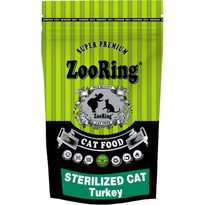 STERILIZED CAT TURKEY (Индейка для стерилизованных кошек и кастрированных котов)