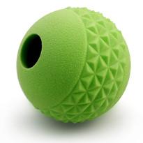 "Игрушка AROMA для собак из термопласт. резины ""Мяч"" (аромат яблока), d64мм"