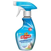 Mr. Fresh Expert Спрей 2 в 1 ликвидатор запаха для птиц и грызунов - 200 мл