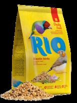 RIO Корм для экзотических птиц. Основной рацион