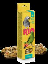 RIO Палочки для попугаев с фруктами и ягодами